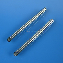 Wholesale  10Pcs Stainless Steel Receiving Tube 2G Only Piercing Tools Body Piercing Tool 2015 Hot Selling Piercing Supply