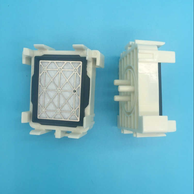 2 Pcs/lot Aifa Yongli Yinghe Galaxy Format Besar Plotter Printer DX5 DX7 Print Head Pelarut Capping Stasiun DX5 Cap Top