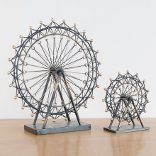 Ferris Wheel Valentines Day Gift Childrens Room Decoration Accessories Birthday Creative Home Metal Decorations
