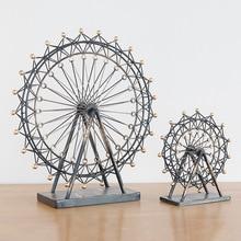 Ferris Wheel Valentines Day Gift Childrens Room Decoration Accessories Birthday Creative Home Metal Decorations