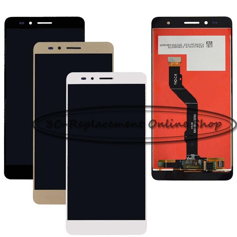 imágenes para Para huawei gr5 kii-l05 kii-l23 kii-l21 kii-l22 kii-l03 smartphone de pantalla lcd con pantalla táctil digitalizador asamblea reemplazo