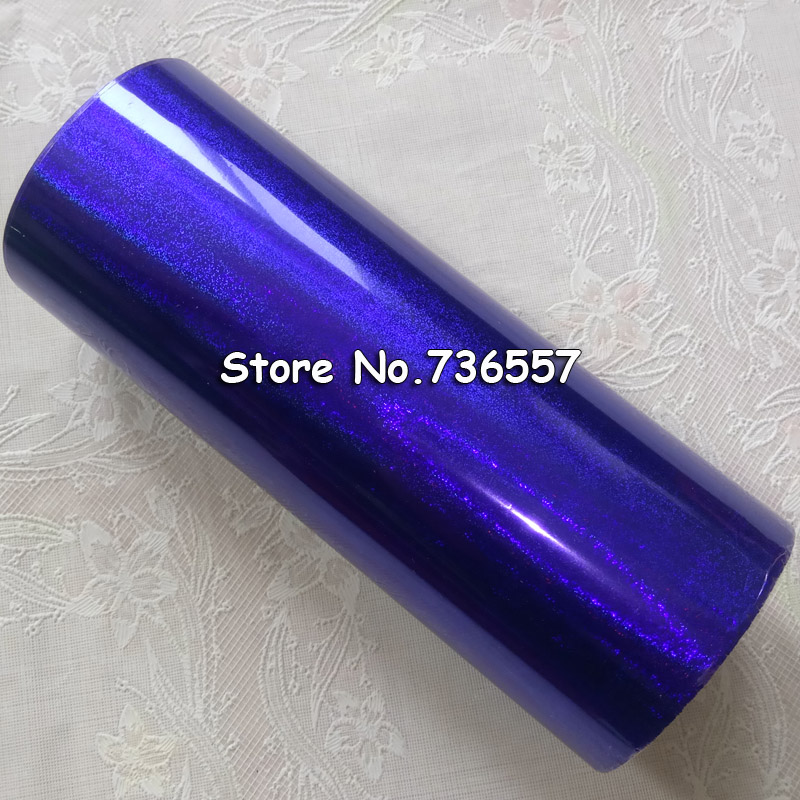 120M*16CM 1 Roll Nail Art Transfer Foil Stickers Laser Fine Sand Foils Adhesive Nail Polish Accessories Blue Sand Stamping Foil
