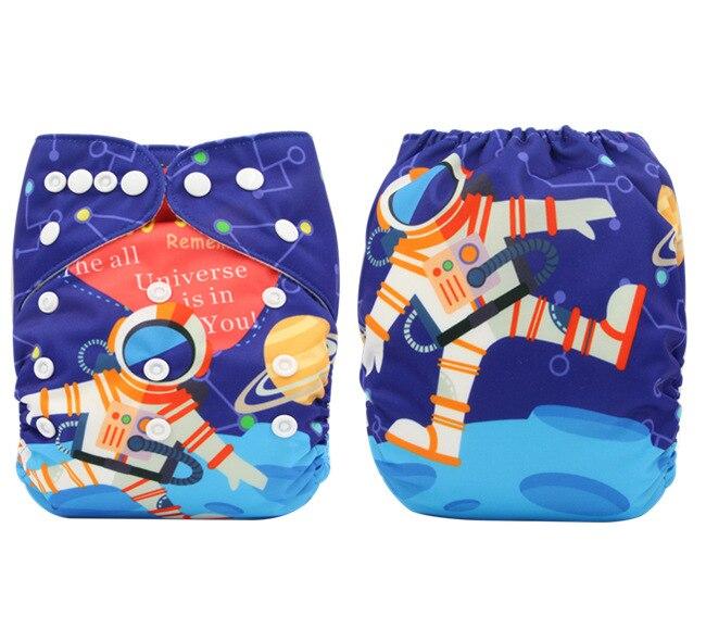 Couches lavables pour bébé nouveau imprimé Animal couches réutilisables pour bébé ajouter votre Logo livraison gratuite