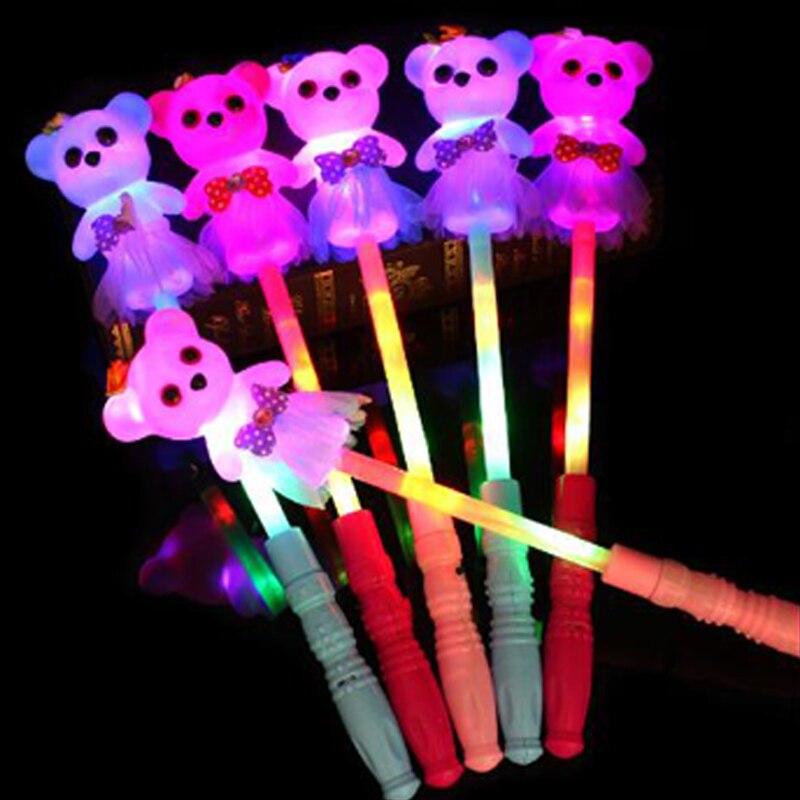 party led glow stick Rabbit smiley LED Foam Stick Light-Up Stick Festival wedding Party Decoration Concert Prop Bar led toy (3)