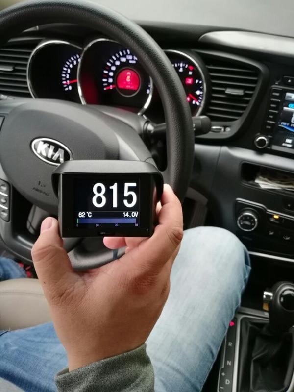 автомобиля obd смарт-цифровой метр