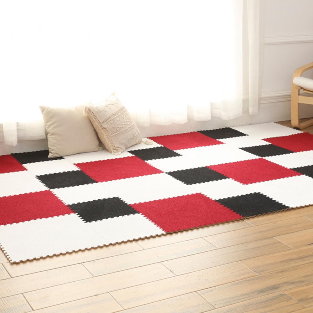 Colorful Puzzle Mat EVA Foam Decorative Carpet