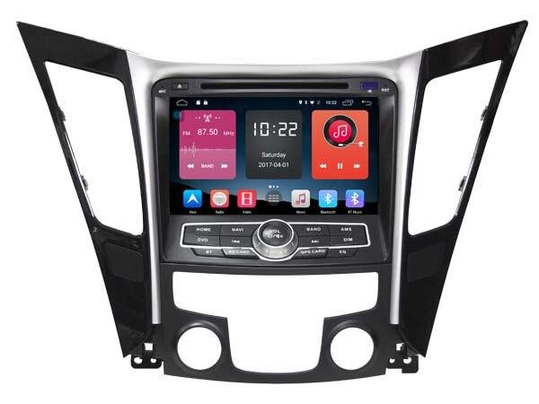 Android 6 0 Car DVD GPS for Hyundai SONATA I40 I45 I50 YF 2011 20122GB RAM