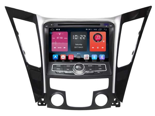 Android 6.0 Car DVD GPS for Hyundai SONATA I40 I45 I50 YF 2011 20122GB RAM auto multimedia Stereo HEAD UNITS SAT navi 4g lite