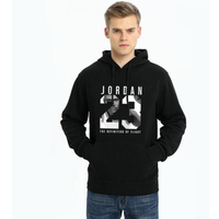 Hot 2017 Fashion Hoodies Men Sweatshirt Spring Winter Brand JORDAN 23 Printed Fashion Cool Men S