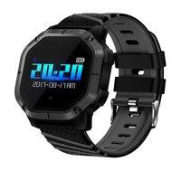 K5 Smart Watch Blood oxygen Blood pressure Heart Rate Monitor Watch Multi Sports Riding Swimming Modes Smartwatch IP68