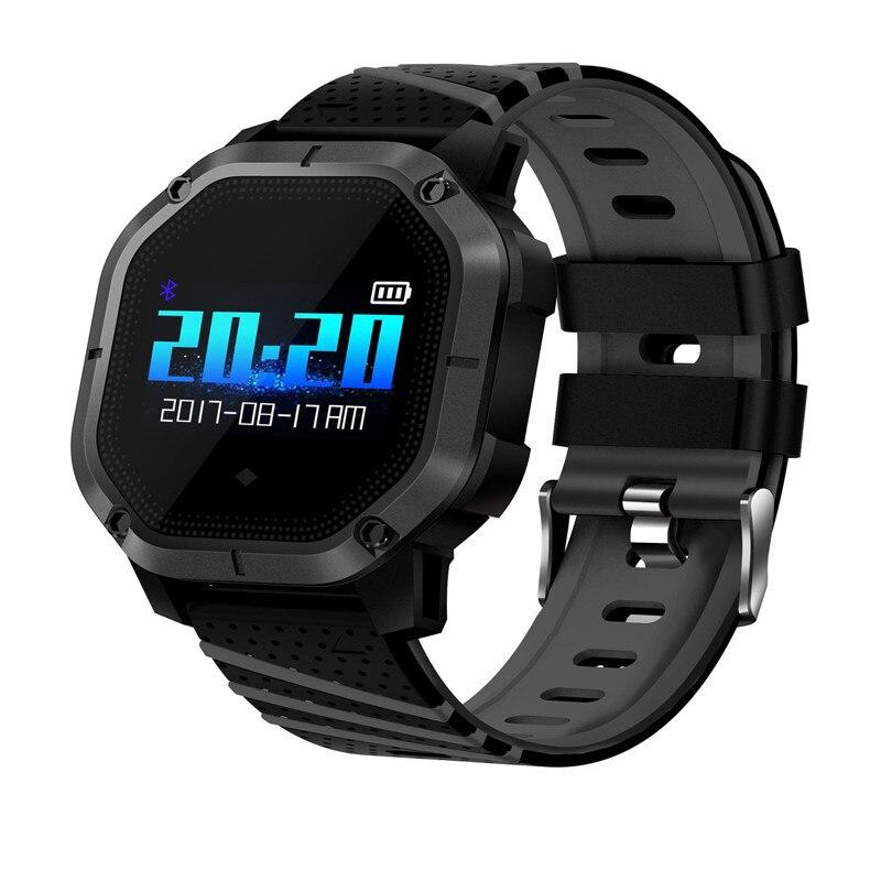 K5 montre intelligente sang oxygène pression artérielle moniteur de fréquence cardiaque montre Multi Sports équitation Modes de natation Smartwatch IP68