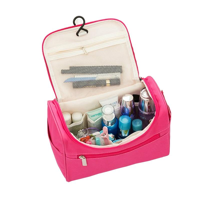 Women's cosmetic bag Travel Necessary Organizer high quality makeup bag Beauty Case Large capacity handbag waterproof Storage