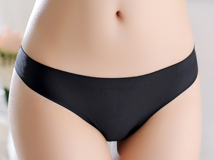 Seamless Underwear, Women's Panties, Thongs Panties, Female G String, Sexy Lace Underwear Lace Panties 5
