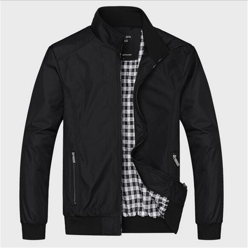 Leisure fashion promotion 2016 spring collar men jacket loose clothing men's jackets and coats <font><b>crime</b></font> free shipping M-5XL