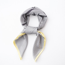 Four Seasons Stewardess  Small Square Scarf Female Professional Temperament 70*70 New Type 2019