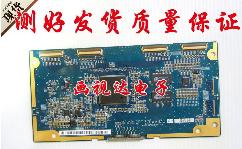 все цены на  Cpt 370wa03c 4c2 logic board cpt 370wa03c T-CON connect board  онлайн