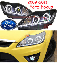 car headlight,2009~2011/2012~2014,Fit for LHD,RHD need add 200USD,Free ship!car fog light,2ps/se+2pcs Aozoom Ballast