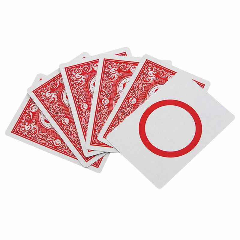 แฟนซี ESP การ์ดคลาสสิกกลุ่มชุด Magic Tricks Magia Props Easy To Do เด็ก Magic ของเล่นคริสต์มาสของขวัญ