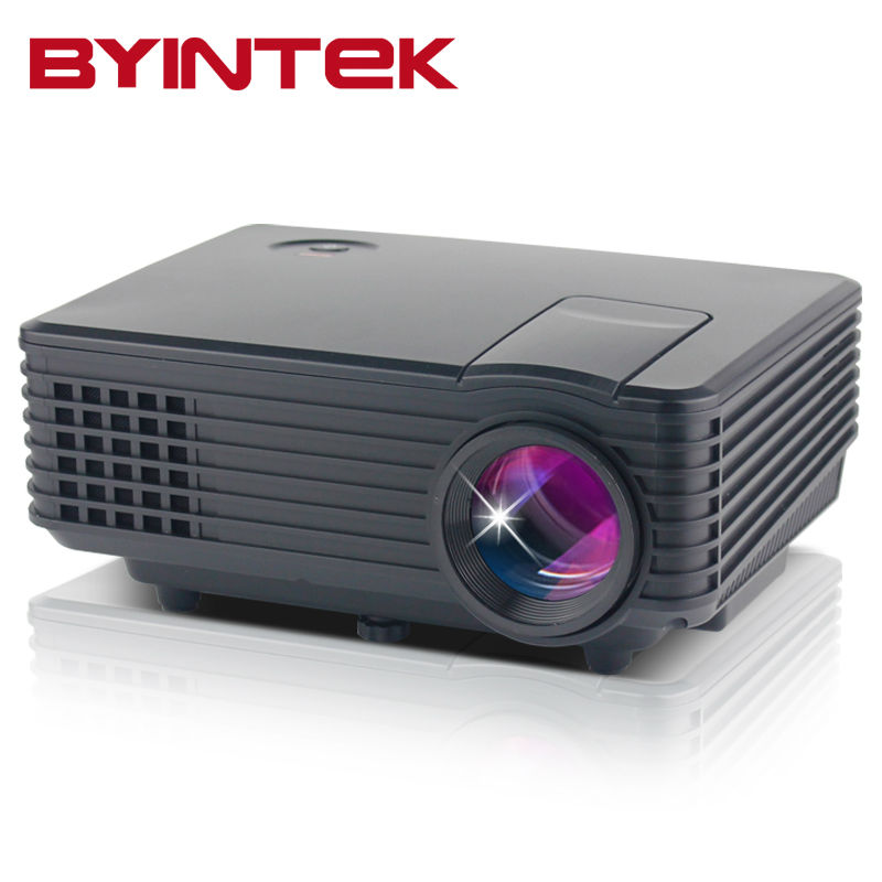 Popular E03 Tv Projector Mini Led Projector Home Theater: 2017 Brand Byintek BT905 Mini Home Theater Video LCD Tv