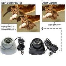 Melhor USB webcam de 2MP full HD 1080 P cmos OV2710 interior ao ar livre à prova de vandalismo à prova d' água motorista livre plug play USB web câmera 120fps