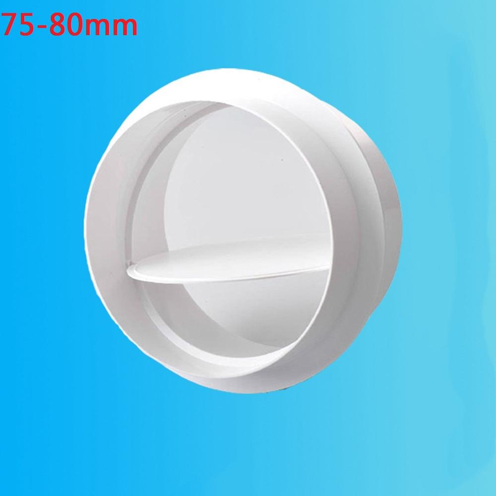 Non Return backflow prevention 75-80mm Check Valve PipeLine for air ventilation fittings sd bjd 1 4 doll toy for kids birthday gift vinyl lifelike animation pricess american girl dolls play house girl brinquedos