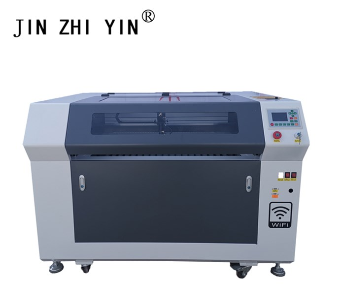 130W Laser Leather Cutting Machine 6090 Co2 Laser Engraving Machine