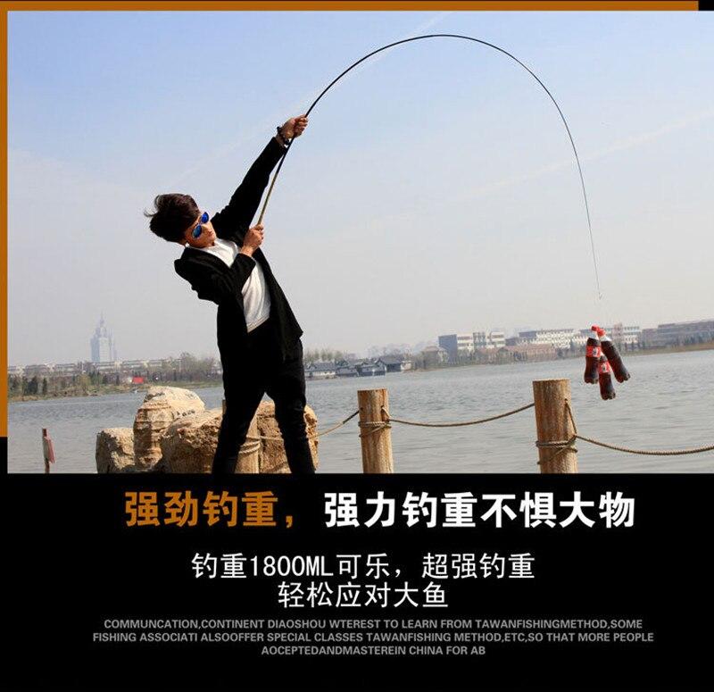 Vara de Pesca de Fundição Telescópica Haste Mar Haste Eva