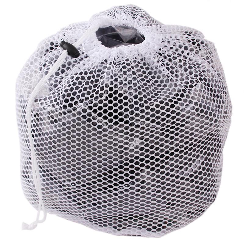 Clothes Laundry Bag Mesh Net Wash Bag Washing Machine Laundry Bra Aid Lingerie Draw Cord