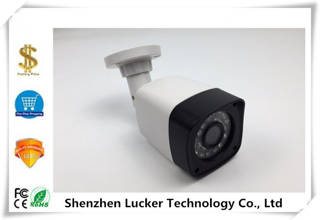 Video Surveillance Ahd/xvi Bullet Camera 720p 1080p 2.0mp 24 Leds Infrared Nightvision Irc Utc Coaxial Control Bnc Cctv Survillacne Sales Of Quality Assurance
