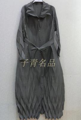 Gratuite En Haut Mode Stock Plier Livraison Avec De gris Art cofee Gamme Diamant Fois Tranchée Manteau Noir Longue fqwndOdR