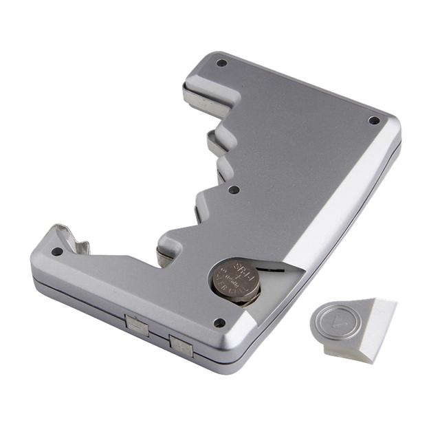 Lithium Battery Power Supply Measuring Instrument Digital Battery Tester Checker Battery Capacity Tester For C/D/9V/AA/AAA/1.5V