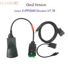 v7.76 diagbox Lexia 3 PP2000 Lexia3 V48 pp2000 V25 Diagnostic Tool Lexia-3 Auto Scanner Automotriz Diagbox V7.76 price best