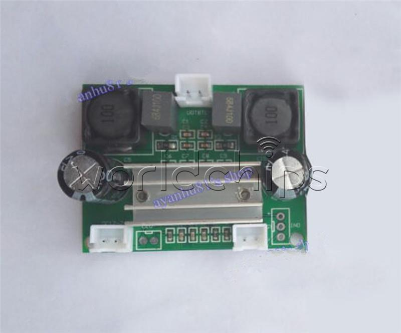 DC 12V-24V TPA3116 Digital Power Amplifier Board Mono 100W for Car Motorcycle