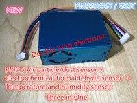 PMS5003ST G5ST Sensor Module PM2.5 Formaldehyde Temperature and Humidity laser Sensor Digital Module Electronic DIY + CABLE