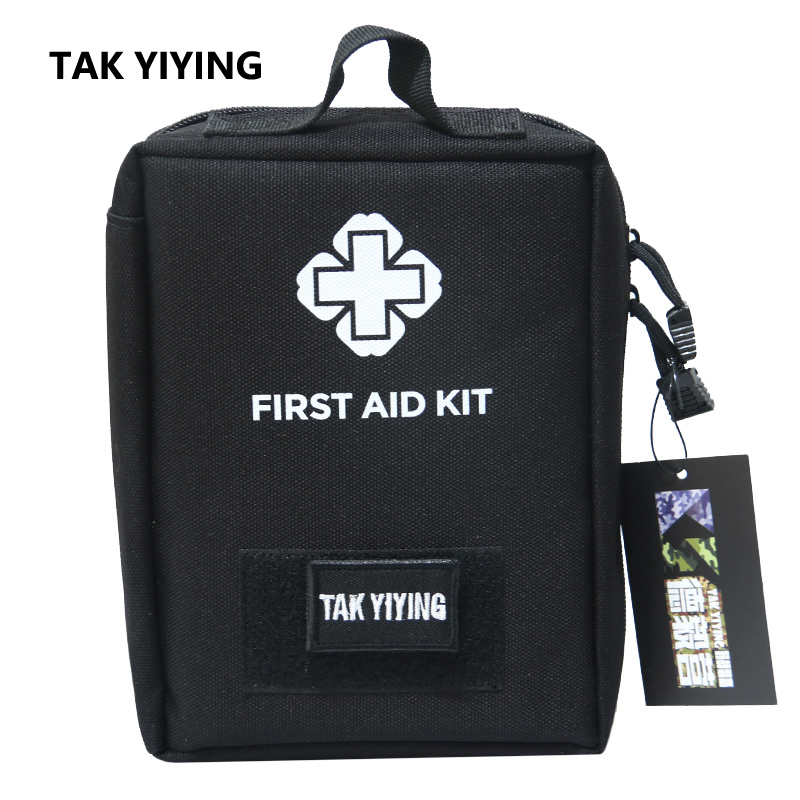 Tak Yiying Tactical Emergency Medical First Aid Pouch