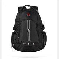Swisswin Men 14 17 Inch Business Bag Ladies Backpack Bags Big Capacity Backpack Bagpack Bolsa Feminina