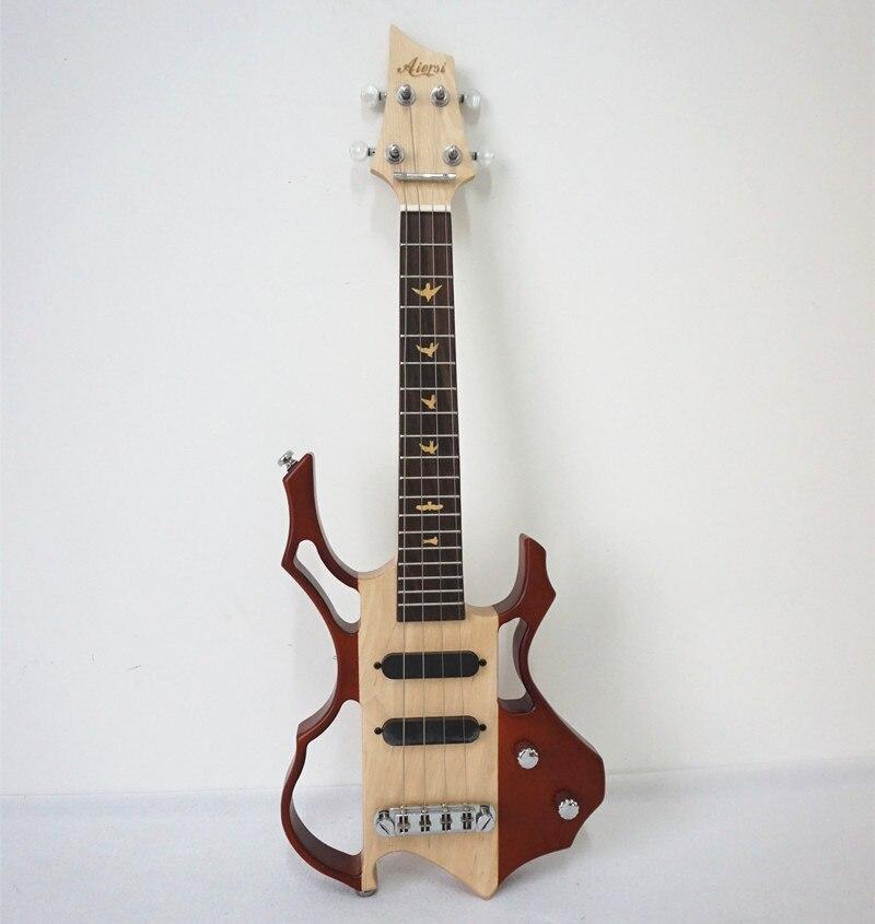 Много цветов тенор Электрический Гавайские гитары укулеле 26 дюймов Мини Гавайский Гитары 4 Strings Ukelele Гитары ra Гитары ist музыкальные