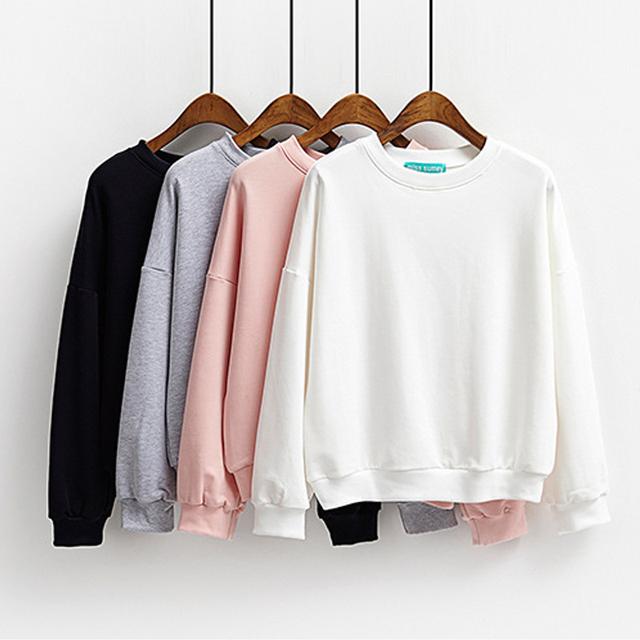 Heart Sleeve Sweatshirt