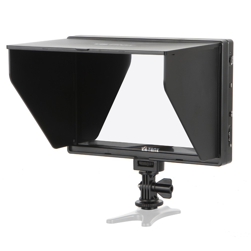 Viltrox DC-90 HD 8.9'' Super Large Screen 4K IPS LCD HDMI AV Input Camera Video Monitor Display for Canon Nikon DSLR BMPCC