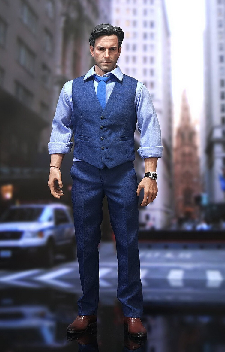 1:6 Scale male Figure Accessory clothes Batman suit or with body for 12 Action figure doll,not include head and other 16B2843