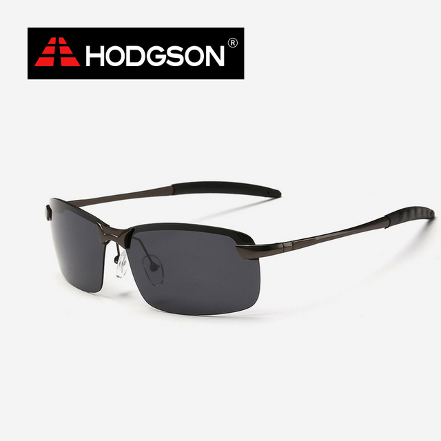 HODGSON 1031 Brand New Men's Fishing glasses Golfing Polarized Sun Glasses High Quality Alloy Sport Eyewear