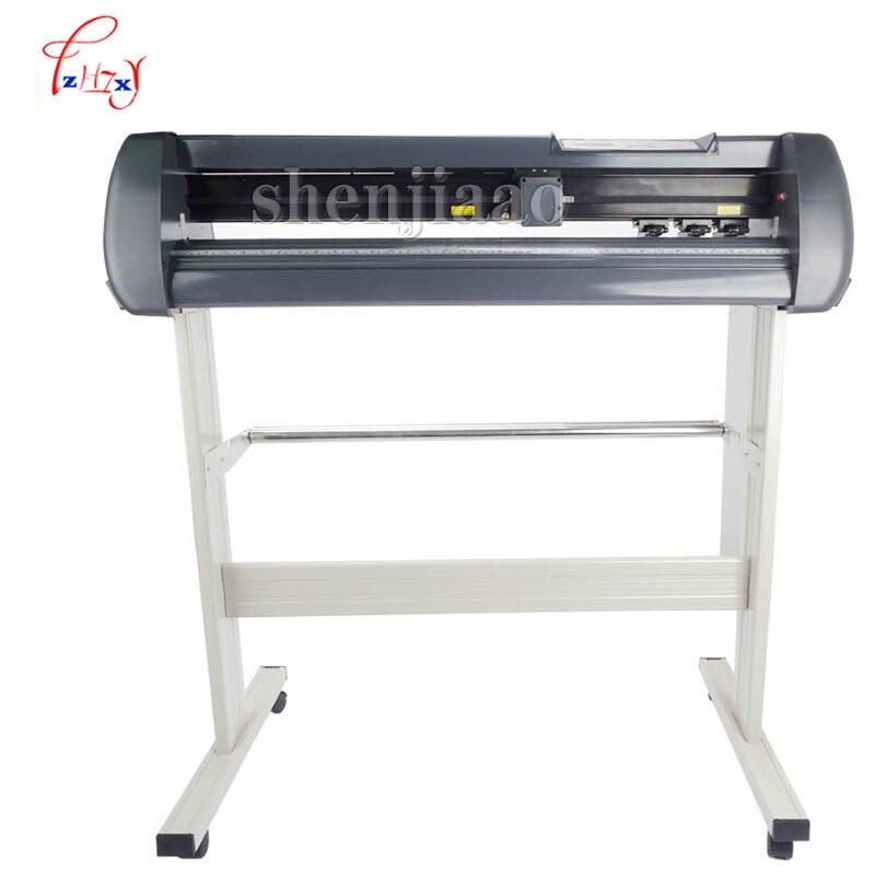 Traceur de découpe de vinyle 45 W largeur de coupe 780mm traceur de vinyle SK-870T traceur de découpe Usb 110 v 220 v 1 pc