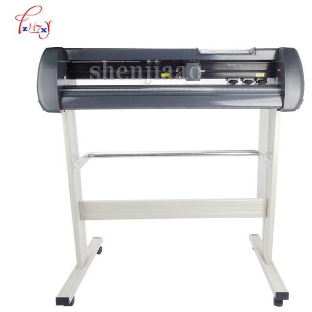 vinyl cutting plotter 45W cutting width 780mm vinyl plotter cutter SK-870T Usb cutting plotter 110v 220v 1pc