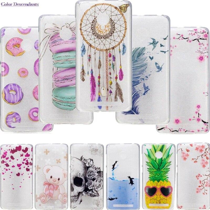 Mobile Phone Covers Cases For Motorola Moto E4 E 4 Dual SIM Back TPU Silicon Case For Motorola Moto E4 XT1760 XT1767 1678 1679