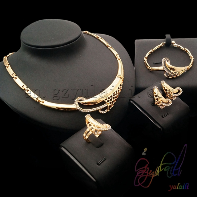 pakistani artificial bridal jewelry set italian gold jewelry sets
