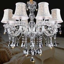 Neue Moderne Led Kristall Kronleuchter Für Esszimmer Küche Wohnzimmer  Schlafzimmer K9 Kristall Lüster De Teto Decke Kronleuchter