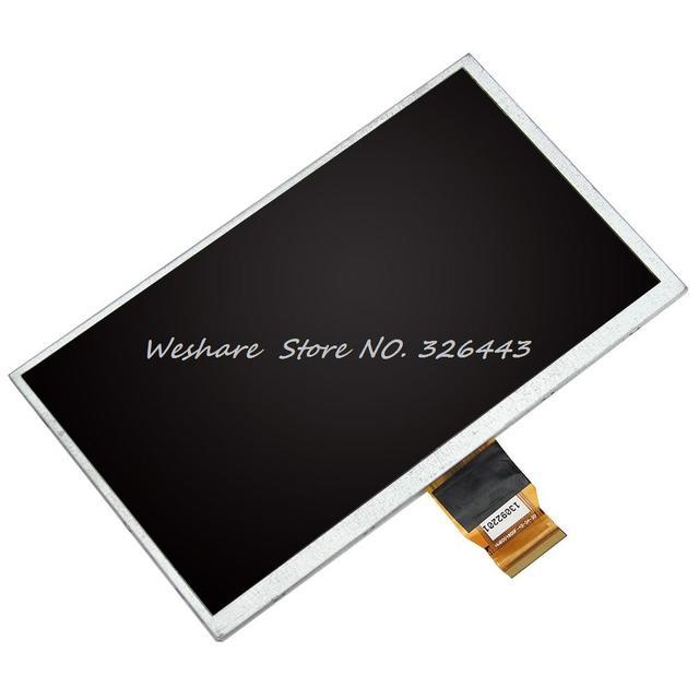 """9 """"Дюймовый Innolux AT090TN10 ЖК-Экран Панель Дисплея 800*480 50 pin Для Планшетных пк GPS MP4 MP5"""