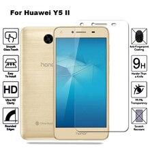 2 шт закаленное стекло для huawei Y5 II Защитная пленка для экрана Защитное стекло для huawei Y5 II 2 Y5II Cun-U29 Cun-L21 Cun L21 U29