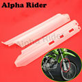 Fork Shock Absorber Guards Protector Dustproof Waterproof Board Absorption Cover Spillplates for Kawasaki KDX 125 200 250 KLX250
