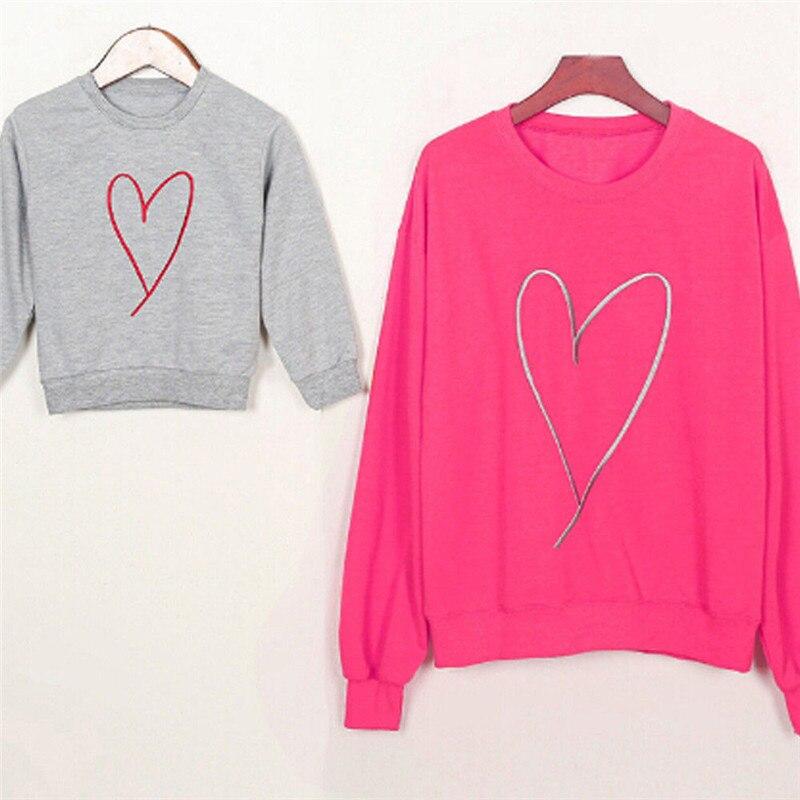 Baby Jumper Baby Girl Sweater Baby Boy Sweater Baby Sweatshirt SR I Love Mum /& Dad Heart Baby Sweater